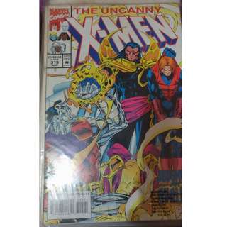 Pre-owned Comic Book - The Uncanny X-Men No. 315