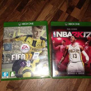 Xbox one AAA games