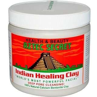 (NEW STOCK) Aztec Secret Indian Healing Clay