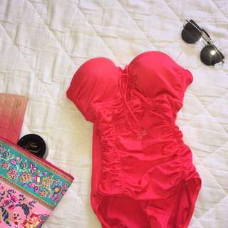 SEAFOLLY PINK ONE PIECE🌷