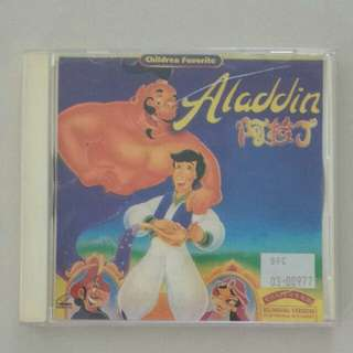SALE💞Aladdin Cartoon VCD