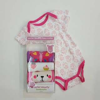 Baby Girls Rompers
