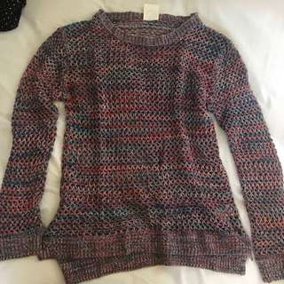 All About Eve - Wool Knit Jumper