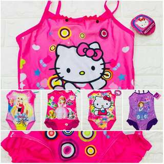 BRANDED Swimwear (option 5 for 1-10yrs old)