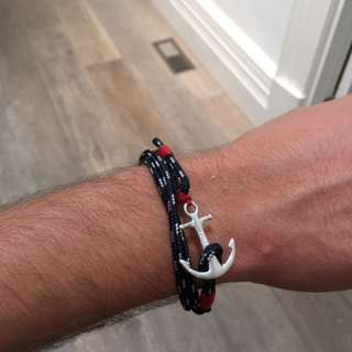 Tom Hope anchor bracelet