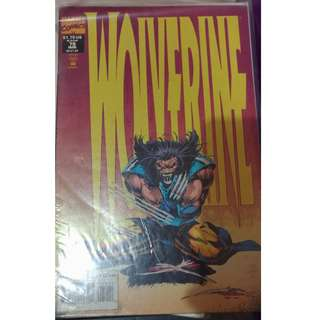 Pre-owned Comic Book - Wolverine No. 79
