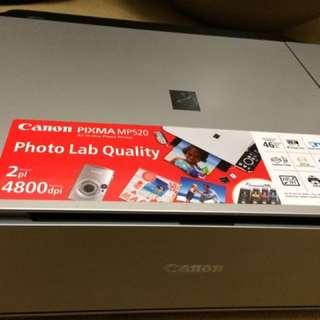 Cannon PIXMA Printer MP520
