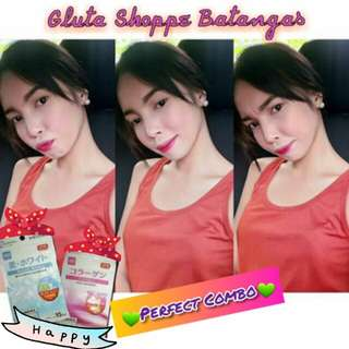 Daiso Collagen & Beauty White 100%Fresh from Japan