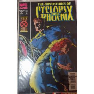 Pre-owned Comic Book - The Adventures of Cyclops and Phoenix No. 1