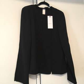 BNWT BEC & BRIDGE TOP BLACK