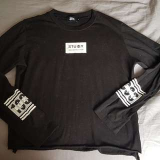 Stussy long sleeve tee