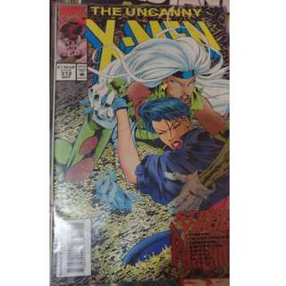 Pre-owned Comic Book - The Uncanny X-Men No. 312