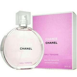 Chance Chanel Eau Tendre 100ml (ON HAND)