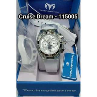 Original TechnoMarine Watch