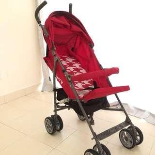 Stroller & baby carrier