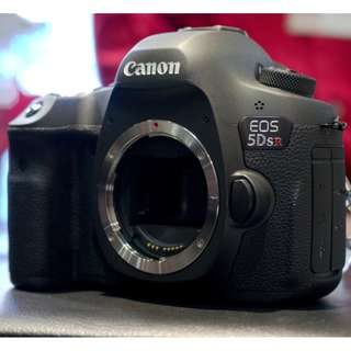 CANON EOS 5DSR BODY AT RM7500 ONLY