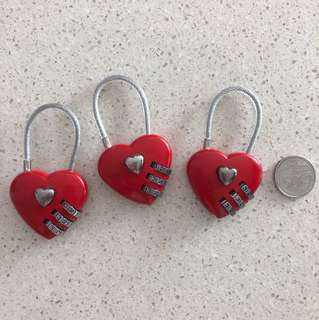 🆕 Heart Shaped Number Lock