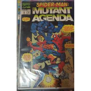 Pre-owned Comic Book - Spiderman: Mutant Agenda No. 0