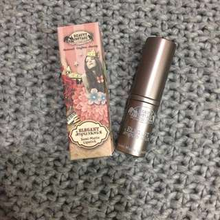 Beauty Cottage Impressionist Semi Matte lipstick #8