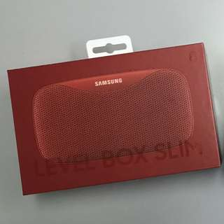 100% 全新 Samsung LEVEL BOX Slim 三星 防水喇叭