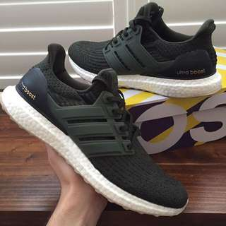 US11 Ultra Boost Night Cargo Reps