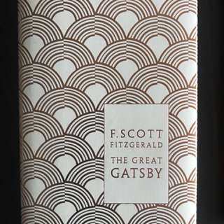 The Great Gatsby - Limited Edition Cover Design