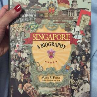 A Biography Singapore(Readers Digest)