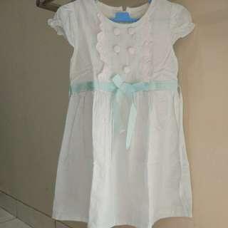Take all 4pcs Dress anak perempuan