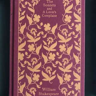 Shakespeare - The Sonnets and A Lover's Complaint