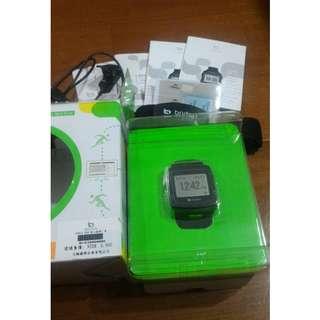 Bryton Cardio 40H GPS 運動型手錶 含原廠心跳帶