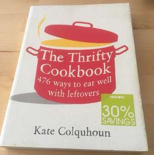 #contiki2018 The Thrift Cookbook