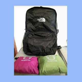The North Face  Foldable Back Pack