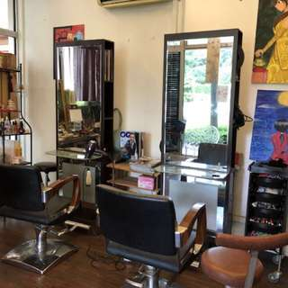 Hair Salon Business Takeover