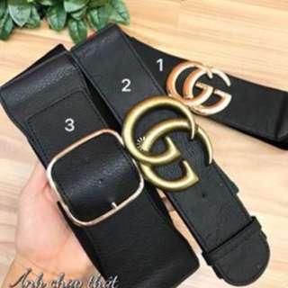 Number 2 belt (Gucci)