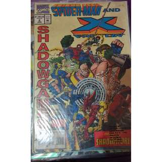 Pre-owned Comic Book - Spiderman and X-Factor No. 2