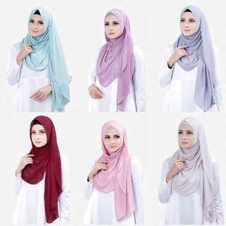 CLEARANCE : BELLA INSTANT SHAWL