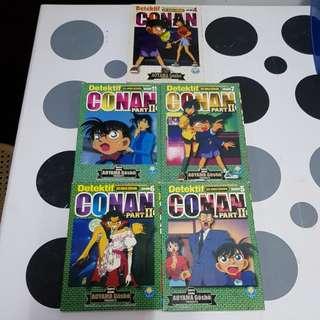 Detektif Conan (5 books)