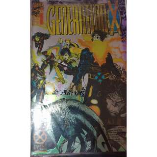 Pre-owned Comic Book - Generation X No. 1