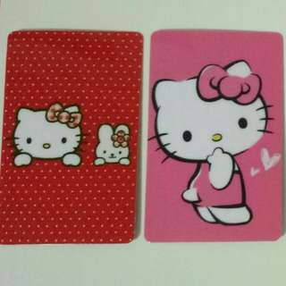 Hello Kitty Ezlink Card stickers
