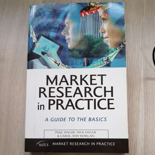 Market Research in Practice by Paul Hague & Carol-Ann Morgan