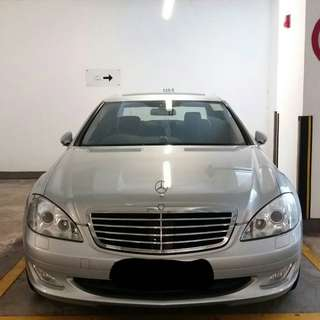MERCEDES-BENZ S500 (5500cc) 2009