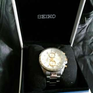 SEIKO指針石英錶