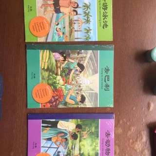 Basic Mandarin & Dialect Books