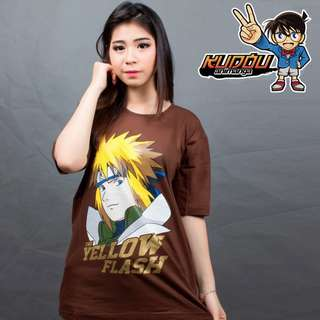 KAOS YONDAIME FLASH NARUTO