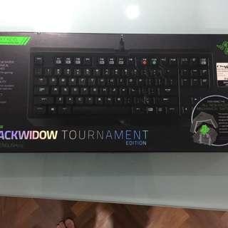 Razer Black Widow Tournament Edition BNIB