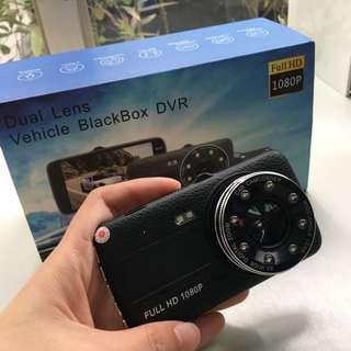 🚚 Dual Lens 雙鏡頭1080p高清行車記錄器