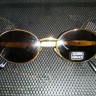 Vintage Original Versace Sunglasses New Old Stock