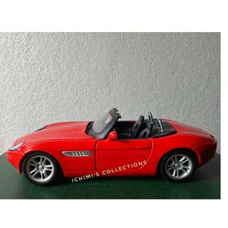 Collectible Die-cast Toy Car, Pre-loved BMW Z8, Maisto