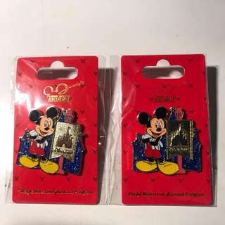 Disneyland Magic Access exclusive pin 迪士尼