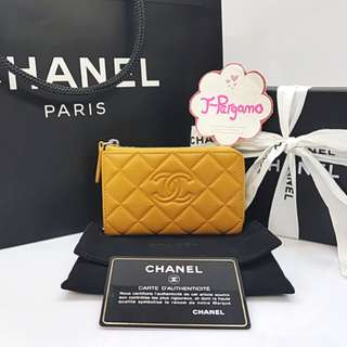 Authentic LNIB Chanel Quilted Caviar Key Case Pouch {{ Only For Sale }} ** No Trade ** {{ Fixed Price Non-Neg }} ** 定价 **